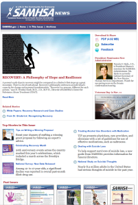 SAMHSA News Sept/Oct 2009
